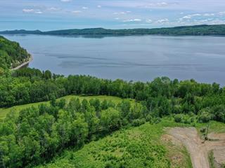 Terrain à vendre à Pointe-à-la-Croix, Gaspésie/Îles-de-la-Madeleine, 123, Chemin de la Baie-au-Chêne, 22132375 - Centris.ca