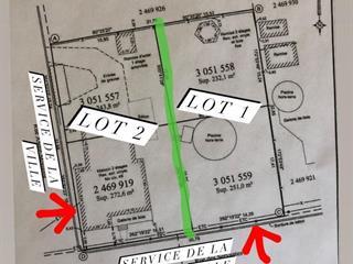 Lot for sale in Gatineau (Masson-Angers), Outaouais, 51, Rue des Servantes, 15399191 - Centris.ca