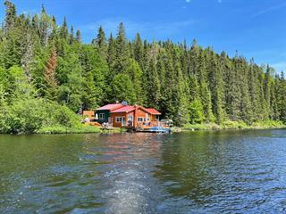 Chalet à vendre à Lac-Édouard, Mauricie, Troisième lac  Cochon, 11402272 - Centris.ca