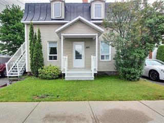 Duplex for sale in Princeville, Centre-du-Québec, 245 - 247, Rue  Monseigneur-Poirier, 13037901 - Centris.ca
