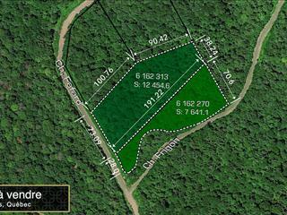 Terrain à vendre à Val-des-Lacs, Laurentides, Chemin  Fafard, 26400312 - Centris.ca