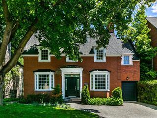House for sale in Montréal (Côte-des-Neiges/Notre-Dame-de-Grâce), Montréal (Island), 4811, Rue  Cedar Crescent, 10545719 - Centris.ca