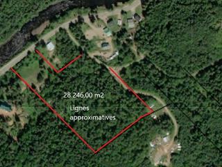 Lot for sale in La Bostonnais, Mauricie, 1626A, Rang du Sud-Est, 16712522 - Centris.ca