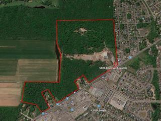 Terrain à vendre à Terrebonne (La Plaine), Lanaudière, 5600, boulevard  Laurier, 19256848 - Centris.ca
