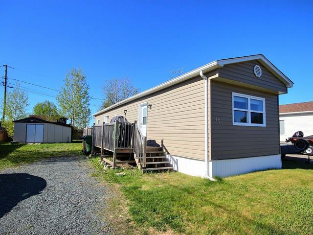 Mobile home for sale in Rouyn-Noranda, Abitibi-Témiscamingue, 15, Rue des Pinsons, 17097609 - Centris.ca