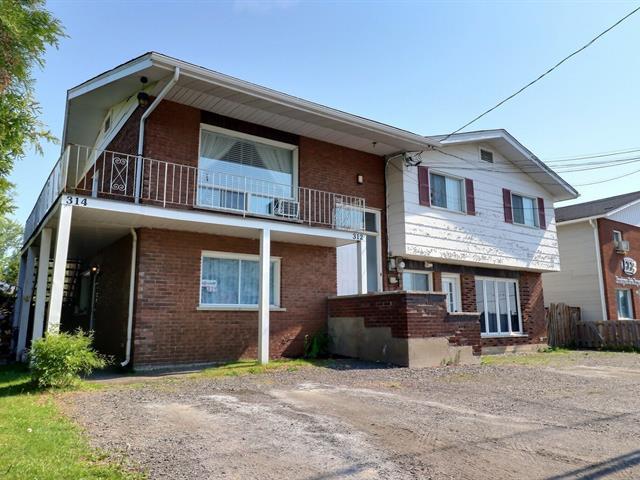 Triplex for sale in Waterloo, Montérégie, 312 - 316, Rue  Lewis Ouest, 24230404 - Centris.ca