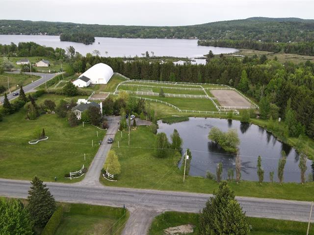 Fermette à vendre à Sainte-Catherine-de-Hatley, Estrie, 570, Chemin du Ruisseau, 12793010 - Centris.ca