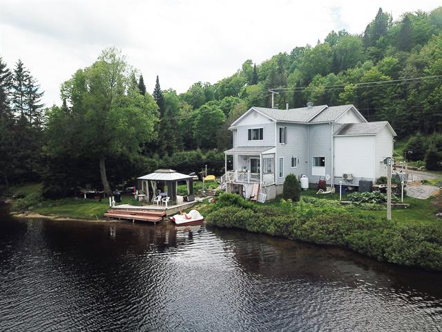 House for sale in Nominingue, Laurentides, 4371, Chemin des Faucons, 24329545 - Centris.ca