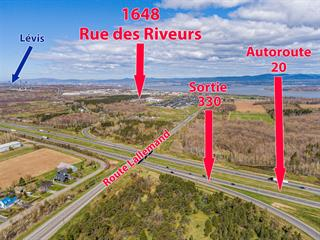 Local commercial à louer à Lévis (Desjardins), Chaudière-Appalaches, 1648, Rue des Riveurs, local 7-19, 12051843 - Centris.ca