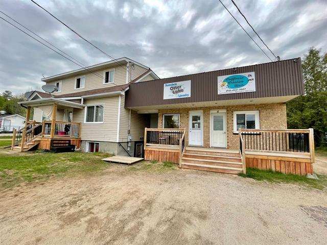 Quintuplex for sale in Otter Lake, Outaouais, 356, Avenue  Martineau, 19729101 - Centris.ca