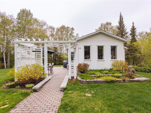 Mobile home for sale in Pointe-aux-Outardes, Côte-Nord, 78, Rue  Radisson, 18232717 - Centris.ca