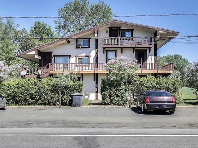 Quintuplex à vendre à Nicolet, Centre-du-Québec, 680, Route  Marie-Victorin, 15566112 - Centris.ca