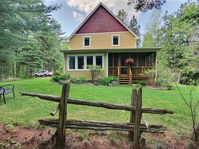 Cottage for sale in Arundel, Laurentides, 3 - 3A, Rue du Ruisseau, 16391571 - Centris.ca