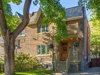 House for sale in Montréal (Côte-des-Neiges/Notre-Dame-de-Grâce), Montréal (Island), 4257, Avenue d'Oxford, 23807703 - Centris.ca
