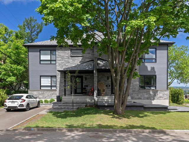 Condominium house for sale in Québec (Sainte-Foy/Sillery/Cap-Rouge), Capitale-Nationale, 749, Rue de Maskinongé, 20200207 - Centris.ca