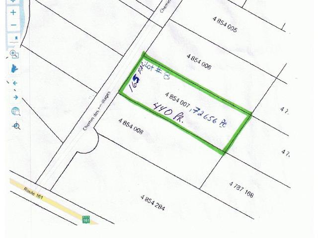 Terrain à vendre à Weedon, Estrie, Chemin des Feuillages, 17125020 - Centris.ca