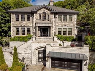 House for sale in Westmount, Montréal (Island), 105, Avenue  Upper-Bellevue, 27627039 - Centris.ca
