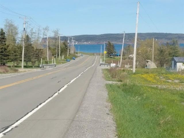 Lot for sale in Percé, Gaspésie/Îles-de-la-Madeleine, Route  132 Ouest, 28316007 - Centris.ca
