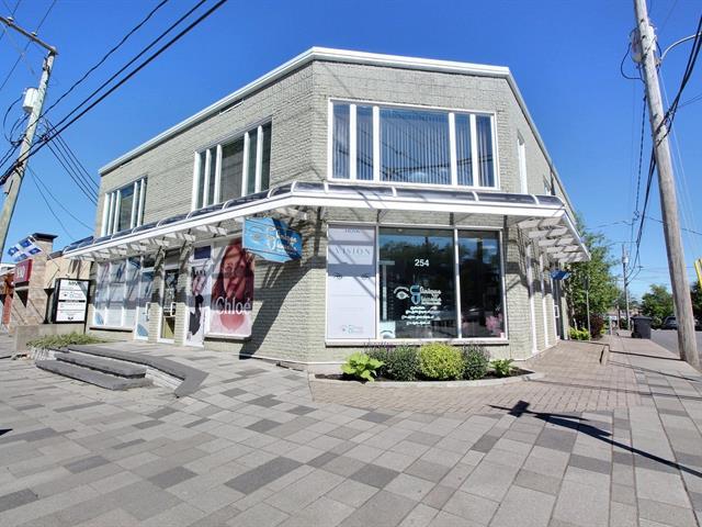 Commercial building for sale in Victoriaville, Centre-du-Québec, 248 - 254, Rue  Notre-Dame Est, 9578245 - Centris.ca