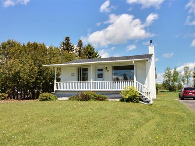 Maison à vendre à Caplan, Gaspésie/Îles-de-la-Madeleine, 443, boulevard  Perron Ouest, 15857197 - Centris.ca