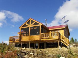 Cottage for sale in Mont-Valin, Saguenay/Lac-Saint-Jean, 10, Réservoir  Pipmuacan, 16182483 - Centris.ca