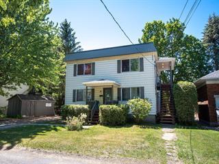 Duplex à vendre à Châteauguay, Montérégie, 24 - 24A, Rue  Reid, 27285215 - Centris.ca