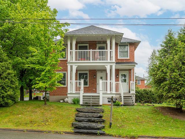 Triplex for sale in Sherbrooke (Les Nations), Estrie, 1304 - 1308, Rue  Lincoln, 23778198 - Centris.ca