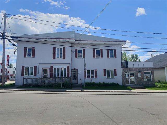 Quintuplex for sale in Lorrainville, Abitibi-Témiscamingue, 28 - 28D, Rue  Notre-Dame Est, 25314910 - Centris.ca