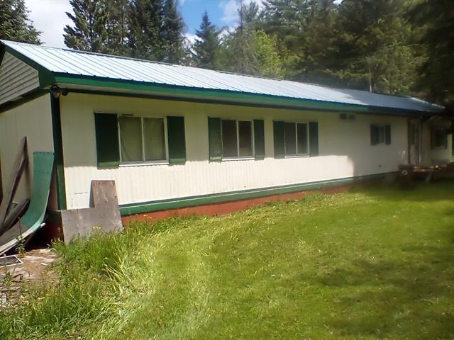 Maison mobile à vendre à Gracefield, Outaouais, 236, Route  105, 11028416 - Centris.ca