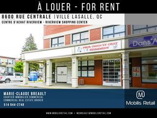 Local commercial à louer à Montréal (LaSalle), Montréal (Île), 8600, Rue  Centrale, 23812787 - Centris.ca