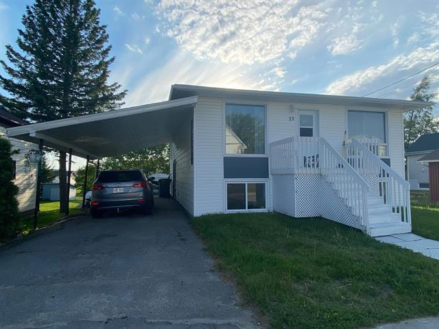 Duplex à vendre à Béarn, Abitibi-Témiscamingue, 23, Rue  Principale Nord, 22569398 - Centris.ca