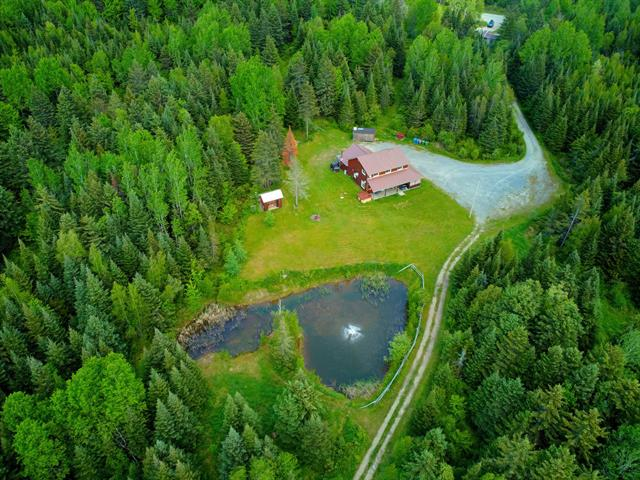 Hobby farm for sale in Dudswell, Estrie, 817, Route  255 Nord, 28417281 - Centris.ca