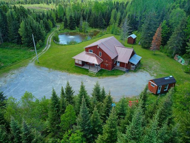 Terre à vendre à Dudswell, Estrie, Route  255 Nord, 20590545 - Centris.ca