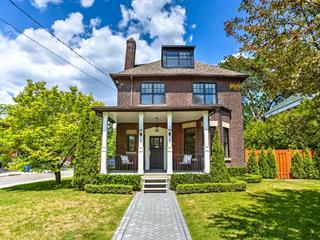 House for sale in Montréal-Ouest, Montréal (Island), 49, Avenue  Easton, 18831415 - Centris.ca