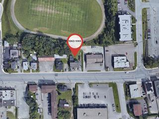 Lot for sale in Sherbrooke (Fleurimont), Estrie, 1063, Rue  King Est, 22181438 - Centris.ca