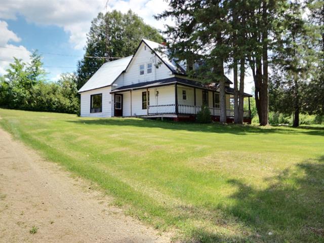 Fermette à vendre à Montpellier, Outaouais, 46, Route  315 Sud, 9634303 - Centris.ca