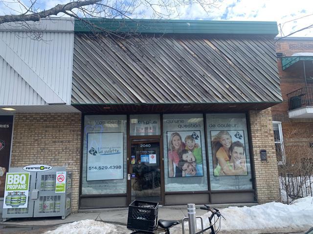 Local commercial à vendre à Montréal (Le Plateau-Mont-Royal), Montréal (Île), 2040, Avenue  Laurier Est, 28393888 - Centris.ca