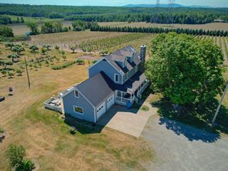 Hobby farm for sale in Roxton Pond, Montérégie, 919, Chemin de la Grande-Ligne, 19071739 - Centris.ca