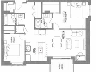 Condo / Apartment for rent in Pointe-Claire, Montréal (Island), 265, boulevard  Hymus, apt. 813, 10024526 - Centris.ca