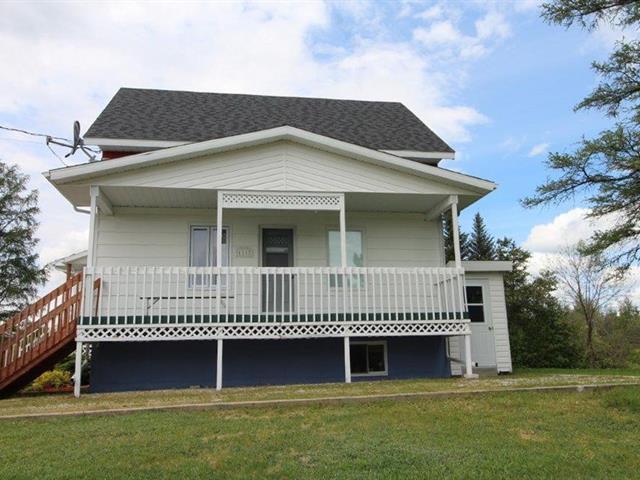 Maison à vendre à Passes-Dangereuses, Saguenay/Lac-Saint-Jean, 1117, Rue  Principale, 16560614 - Centris.ca