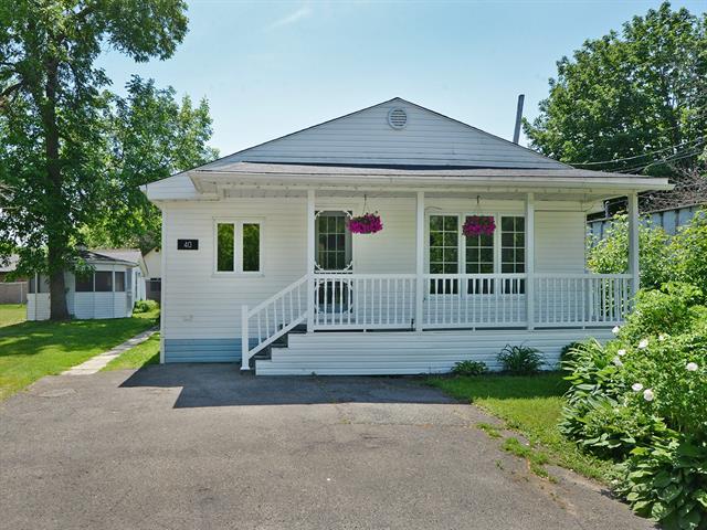 Mobile home for sale in Les Coteaux, Montérégie, 40, Rue  Lippé, 23883576 - Centris.ca