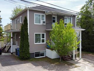 Quadruplex à vendre à Saguenay (Jonquière), Saguenay/Lac-Saint-Jean, 2261, Rue  Saint-Maurice, 18886366 - Centris.ca