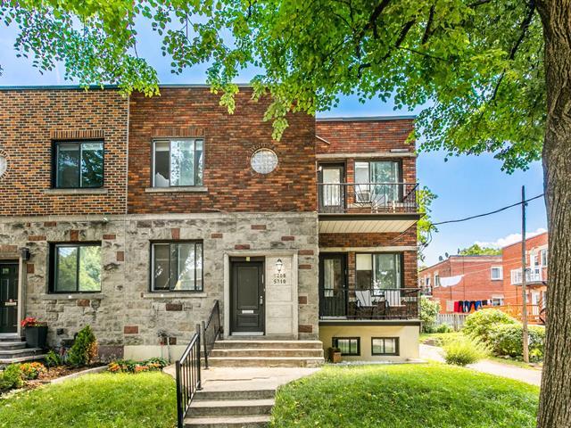 Maison à vendre à Montréal (Côte-des-Neiges/Notre-Dame-de-Grâce), Montréal (Île), 5208 - 5210, Avenue  Bourret, 15352709 - Centris.ca