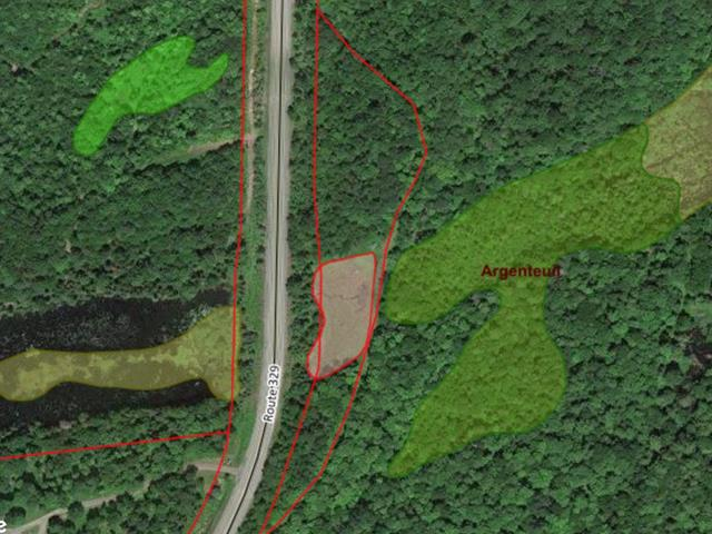 Lot for sale in Gore, Laurentides, Route  329, 18849125 - Centris.ca