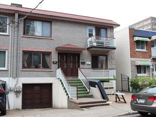 Duplex à vendre à Montréal (Ahuntsic-Cartierville), Montréal (Île), 9260 - 9262, Avenue de l'Esplanade, 14219207 - Centris.ca