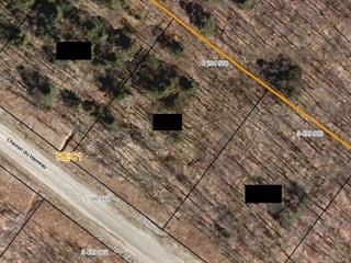 Terrain à vendre à Tingwick, Centre-du-Québec, Chemin du Hameau, 10106187 - Centris.ca
