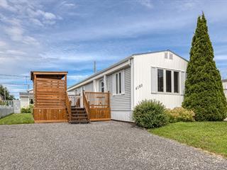 Maison mobile à vendre à Lévis (Desjardins), Chaudière-Appalaches, 4180, Rue des Fougères, 17142113 - Centris.ca