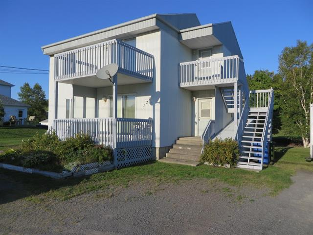 Duplex à vendre à Sainte-Angèle-de-Mérici, Bas-Saint-Laurent, 121, Route  132 Ouest, 13374516 - Centris.ca
