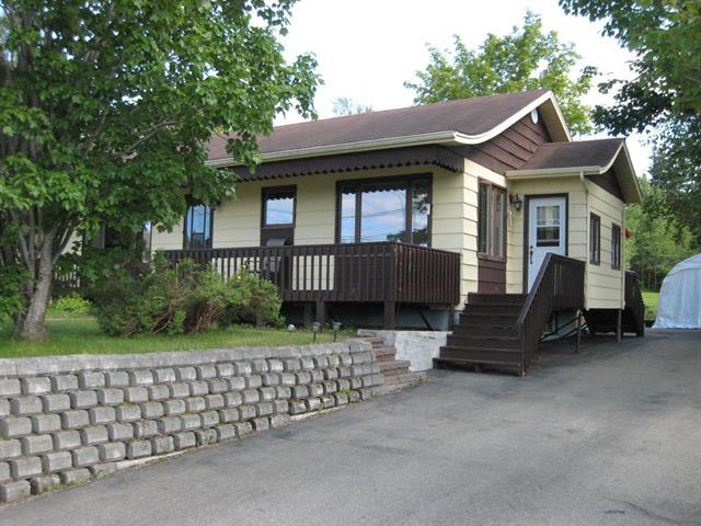 House for sale in Gaspé, Gaspésie/Îles-de-la-Madeleine, 879, Montée de Pointe-Navarre, 28434119 - Centris.ca