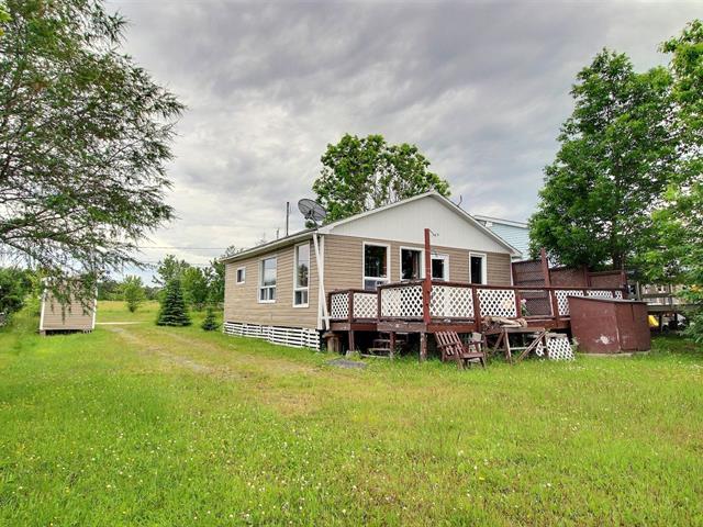 House for sale in Rivière-Héva, Abitibi-Témiscamingue, 44, Rue de la Baie, 23504781 - Centris.ca